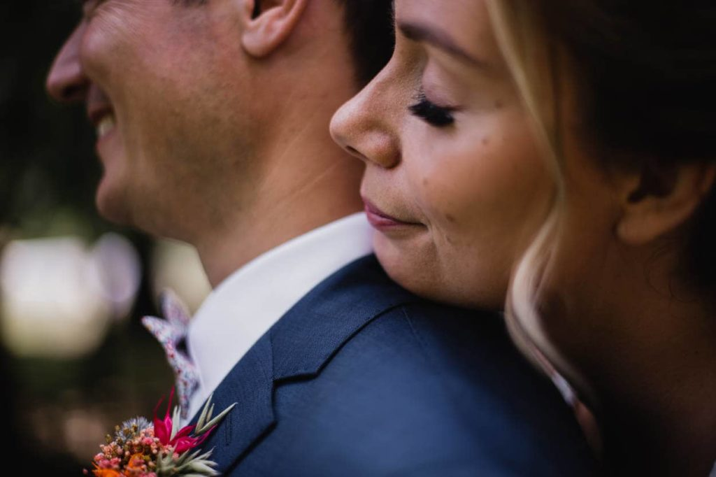mariage Lucile et Bertrand au domaine des Brumes